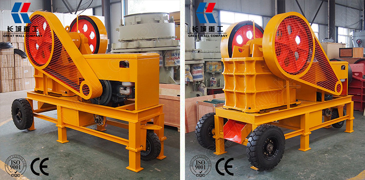 small portable diesel jaw crusher price for sale Philippines