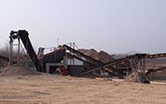 <b>Diesel Jaw crusher for 20TPH limestone crushing plant in Australia</b>