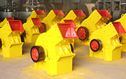 Small Hammer Crusher
