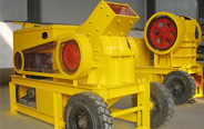 Diesel Engine Hammer Crusher